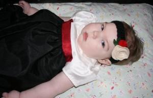 Hannah Christmas 2011